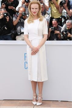 Nicole Kidman Kicks Off Cannes 2014 In Altuzarra