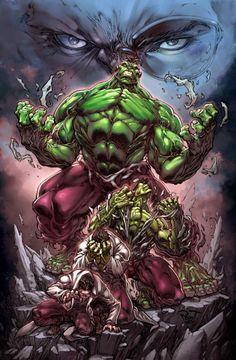 Everyone has those hulk smash kinda days