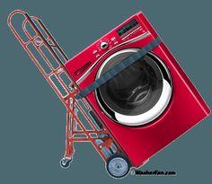 front load washing machine stinks