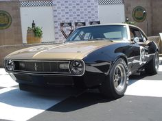 Smokey Yunick 1967 Camaro..Re-pin...Brought to you by #CarInsurance at #HouseofInsurance in Eugene, Oregon