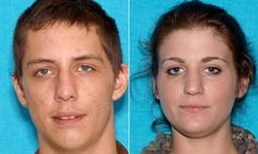 TENNESSEE... Kingsport  Couple on crime spree from Tennessee to New York hunted | Daily Mail Online