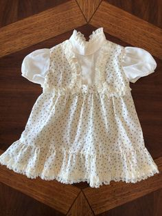edd6fac7704 JC Penney Toddle Time Ivory Purple Flowers Dress Toddler Size 3T  fashion   clothing