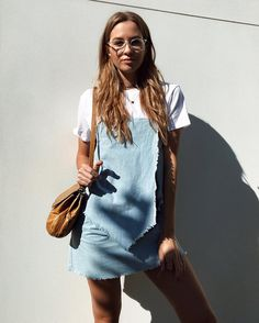 "7,902 Likes, 30 Comments - Thessy & Yiota (@saboskirt) on Instagram: ""Frayed Xandra Dress 