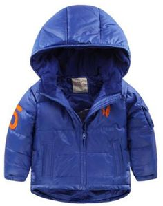 "Zago Little Boy Casual Embroidery Letter Zipper Hoodies Down Coat blue 5T. For Asia SIZE Information, please See Below ""description"" Section!. Free Shipping by USPS with Tracking Number, Arrival Takes 12-20 Days!. Support USA Local Return address!. 100% Buyer Satisfaction Guaranteed!. Become Our Member to Enjoy Free Gift on Your Birthday!."