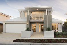 #elevation #exterior #homedesign #twostorey