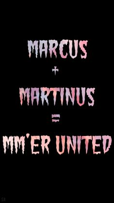Marcus + Martinus = MM'er United so true Keep Calm And Love, Love You, My Love, Funny Moments, Mac, The Unit, Martinis, My Favorite Things, Memes