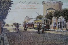 [Ottoman Empire] Salonica (Thessaloniki / Greece), 1907 (Osmanlı Selanik'i, 1907) Thessaloniki, Ottoman Empire, Tour, Old Photos, Greece, Europe, Memories, Island, Retro
