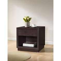 Manhattan Modern Nightstand
