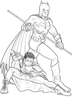 batman and robin printable coloring pages - printable m m coloring pages coloring pages for kids