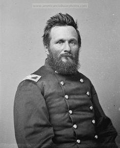 American Civil War Pictures & Photos | Colonel C. Washburn.
