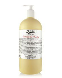 Dry legs/skin: trust Kiehl's Creme de Corps to do the trick. Ladies, be sure to coat your gams in the morning before you slip into your tights - this will keep your legs silky smooth & hydrated throughout the day!