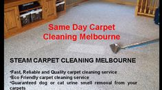Fresh Carpet Cleaning Melbourne offers emergency carpet cleaning at very reasonable price. Get a FREE Carpet Pre-Treatment! Same Day Bookings!!!