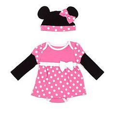 Minnie Maus - Body-6-9 Monate (74)  http://www.meinspielzeug24.de/disney/minnie-maus-body-6-9-monate-74/   #BabyKleidung, #Disney, #DisneyBaby, #MinnieMaus, #Produkte
