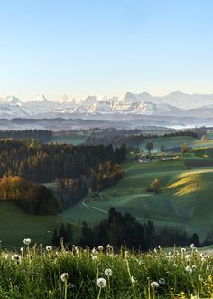Excursion destinations Switzerland: 99 ideas for a great day trip - Most beautiful viewpoint in the Emmental - Beautiful World, Beautiful Places, Beautiful Pictures, Places To Travel, Places To Visit, Magic Places, Cool Landscapes, Vacation Destinations, Day Trip