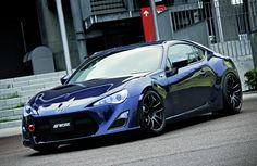 Toyota GT86 project nice stance http://extreme-modified.com/