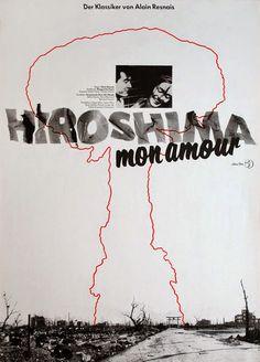 HIROSHIMA, MON AMOUR (Dir. Alain Resnais, 1959)