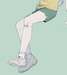 Aesthetic Japan, Aesthetic Art, Aesthetic Anime, Pretty Art, Cute Art, Drawing Sketches, Art Drawings, Dessin Old School, Character Art