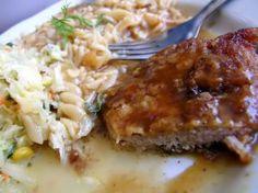 Stupid Pork Chops and Gravy | RecipeLion.com