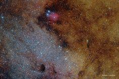 APOD: Messier 24: Sagittarius Star Cloud (2018 Jun 29) Image Credit & Copyright: Roberto Colombari https://apod.nasa.gov/apod/ap180629.html