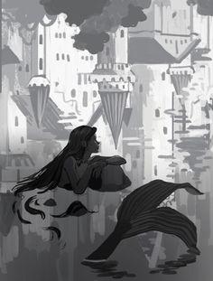 Ariel by Laura Bifano