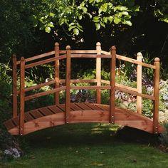 images about Wooden bridge designs on Pinterest