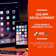 Want to enhance your business by associating with an eminent iOS App Development Company? iMOBDEV Technologies serves you beyond your expectation by deliver unique and robust projects on the specified timeline and affordable budget.