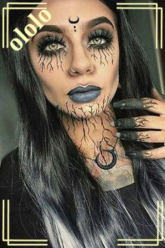 """about Halloween Makeup Ideas can just read this full article we had created for you. So checkout Scary Halloween Makeup Ideas To Try This Year"""" Halloween Inspo, Halloween Makeup Looks, Halloween Diy, Gothic Halloween, Pretty Halloween, Halloween Witch Costumes, Diy Witch Costume, Dark Fairy Costume, Halloween Tumblr"""