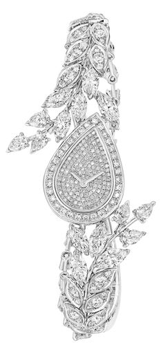 Brins de Diamant #Watch from #LesBlesDeChanel - #Chanel - #FineJewelry…