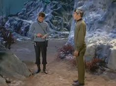 TOS: Spock's Brain. It's just a step to right...