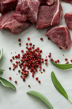 Seis pimentas ideais para o preparo da sua carne por Academia da carne Friboi