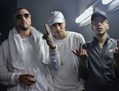 Marracash, Gue Pequeno & Sfera Ebbasta - Scooteroni RMX - Rap & Trap Squad