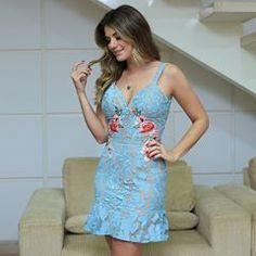 Todo de renda! Vestido do jeito de amamos! Tamanhos P e M✔️ Compre pelo site: www.maboboutique.com.br✔️ #maboboutique #roupas #cloude