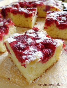 Delicious Cake Recipes, Yummy Cakes, Cake Cookies, Cheesecake, Deserts, Food And Drink, Cooking Recipes, Nutrition, Sweets