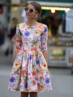 prolećne haljine