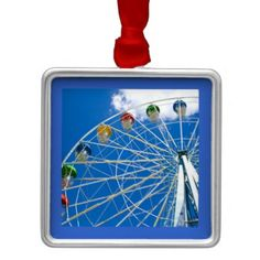 FERRIS WHEEL ORNAMENT - home gifts ideas decor special unique custom individual customized individualized