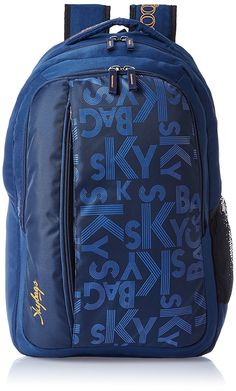 Gorgeous  skybags  backpack of Rs. 2990 in just Rs. 1196 Check out e4a19b1c453a4