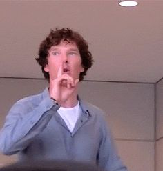 The power celebrities have is kinda scary.  I love how Benedict is so surprised when everyone just stops screaming.