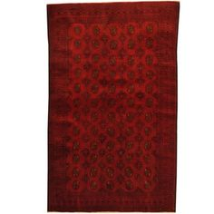 Overstock.com is proud to donate all profits from Worldstock Fair Trade purchases to Charity. Shop Worldstock for everyday discount prices and everyday free shipping over $50*. Save on Herat Oriental Afghan Hand-knotted 1980s Semi-antique Tribal Balouchi