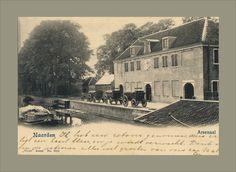 Het Arsenaal #Naarden - Vesting begin 20ste eeuw. #gooisemeren