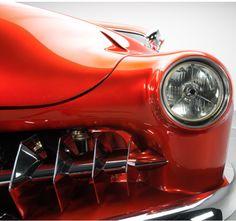 stunning 1950 Mercury Coupe