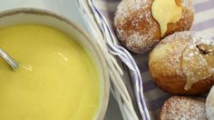 Crema pastelera de 'Robin Food'