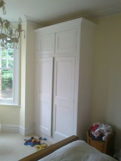 Adamson Carpentry Bespoke Hand Made Fitted Furniture Carpenter London Gallery4