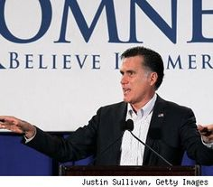 Mitt Romney Latest Interview | Mitt Romney unemployment comment