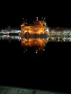 Golden tample. ...India