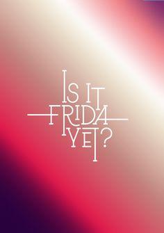 Is it? ...Is it?