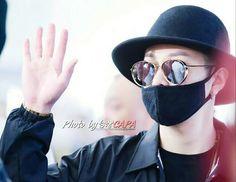 Junhyung - Beast 150605 (TAIWAN AIRPORT)