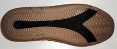 """""""H"""" series outsole"""