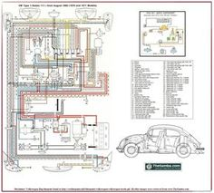 187 best vw images on pinterest vw beetles, vw bugs and volkswagen  for volkswagen (vw) enthusiasts into vw beetle type 1 repair restoration, the type 1 wiring diagrams and specifications below may be of gr