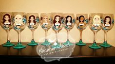 Items similar to I cant say I do without you, will you be my bridesmaid, personalized bridesmaid glasses, bride wine glass, wedding glasses wine glasses on Etsy Bridesmaid Glasses, Wedding Glasses, Bride Wine Glass, Custom Football, Will You Be My Bridesmaid, November 2015, Cheerleading, 3 D, Eagle