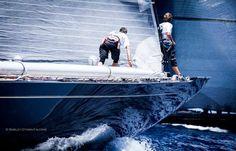 bowman.. racing #sailing photo by Shirley O'hara Falcone
